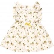 Vestido Flores Nini & Bambini