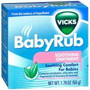 Vick's BabyRub - para Bebês