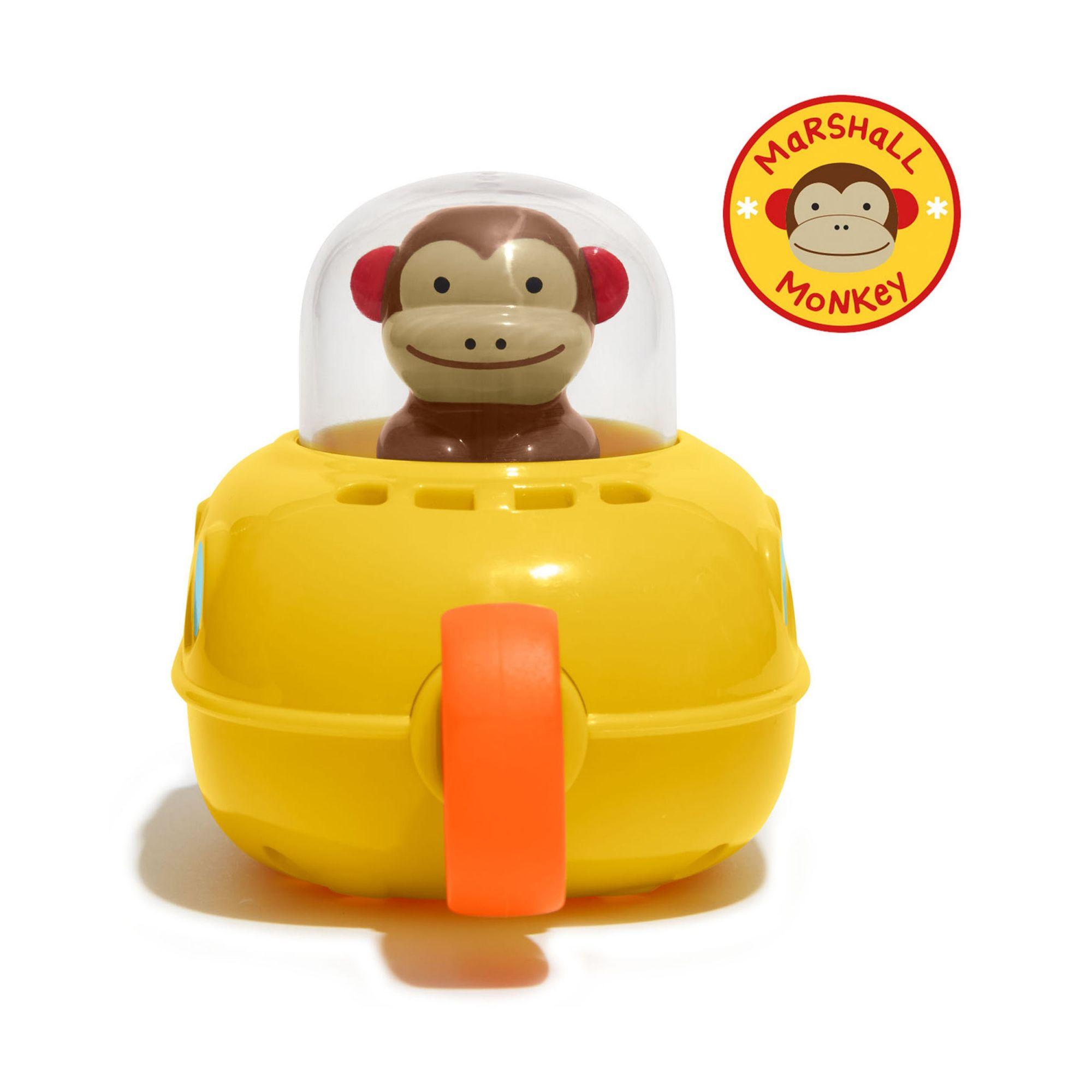 Brinquedo de Banho Macaco Submarino Skip Hop Zoo
