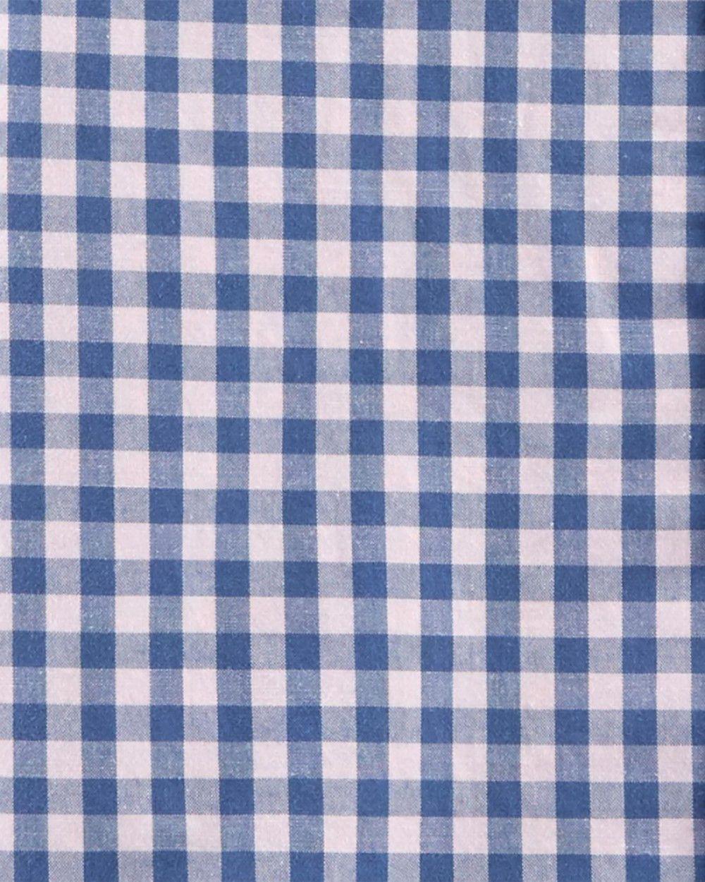 Camisa Xadrez de Botão Carter's