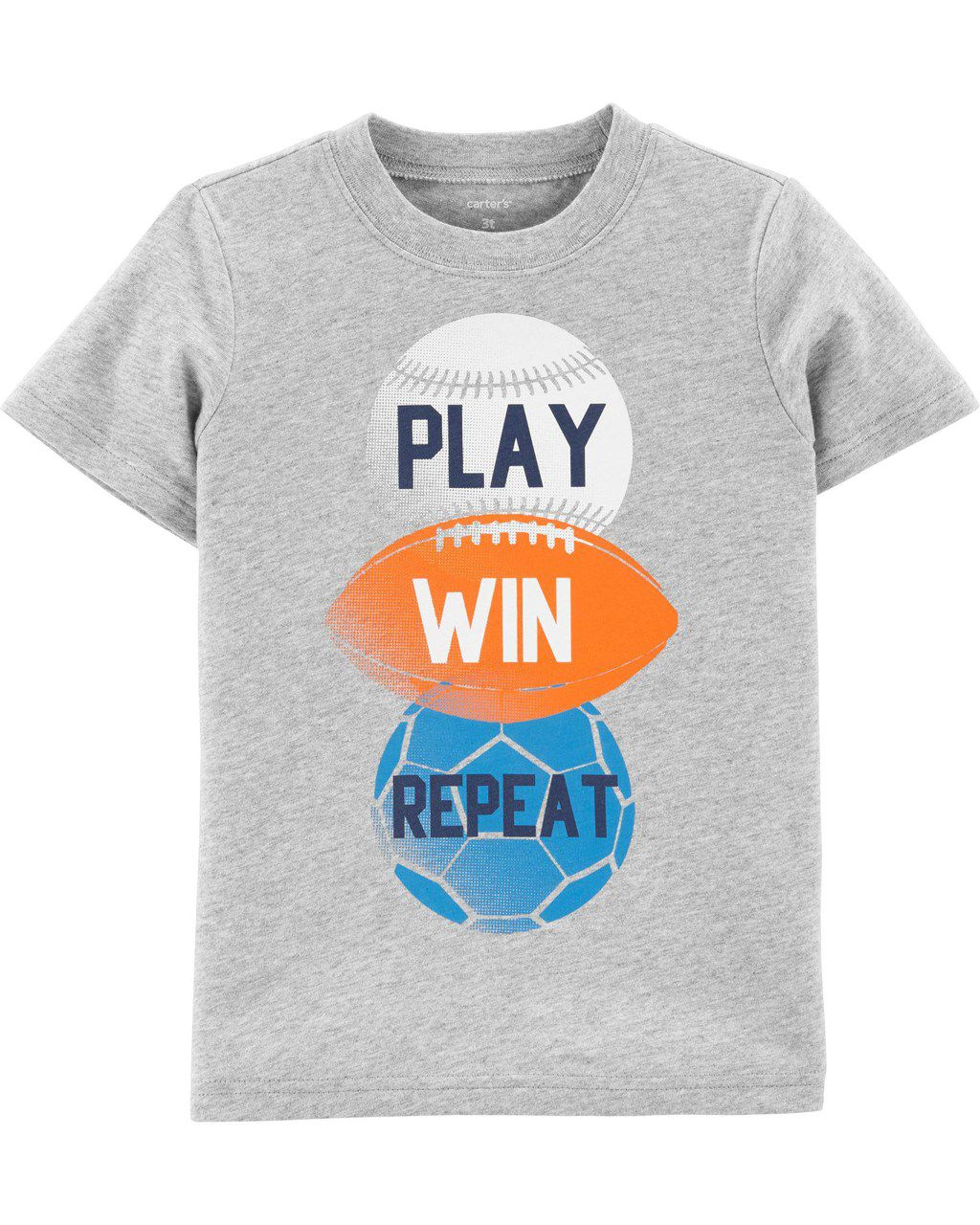 Camiseta Game Carters