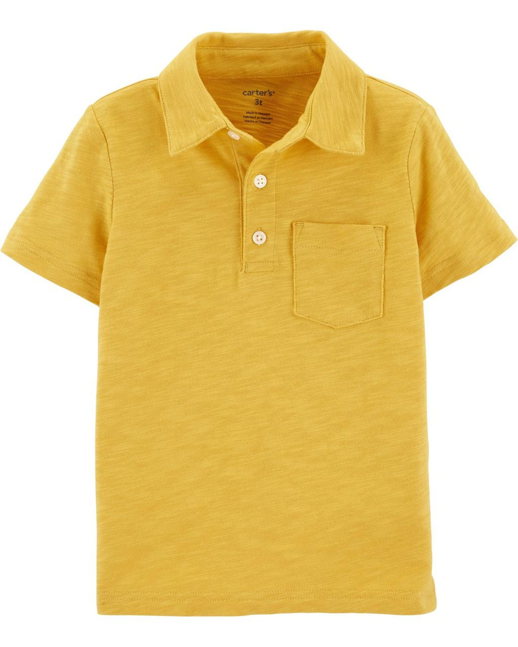 Camiseta Polo Carters