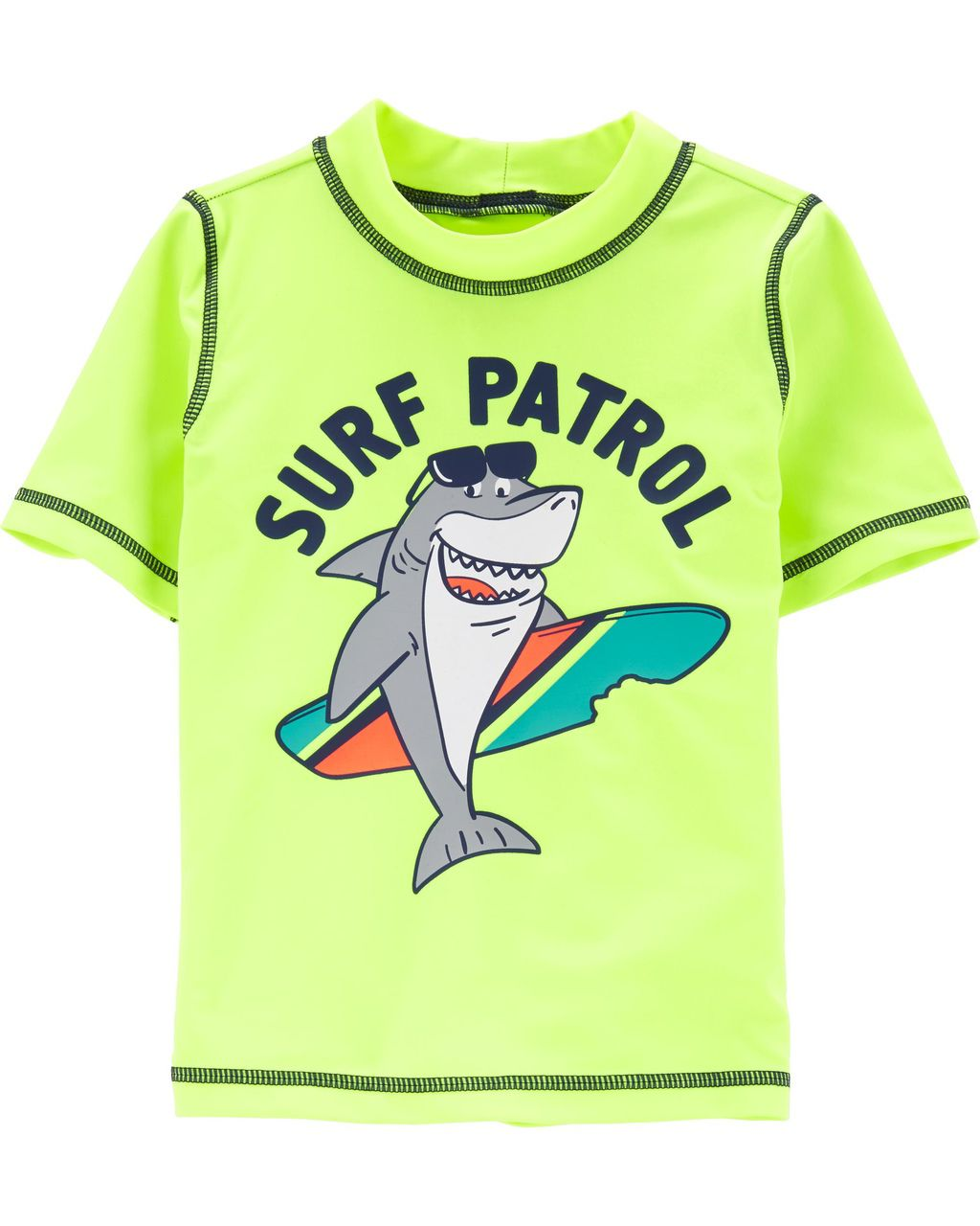 Camiseta Praia Carter's Surf Patrol