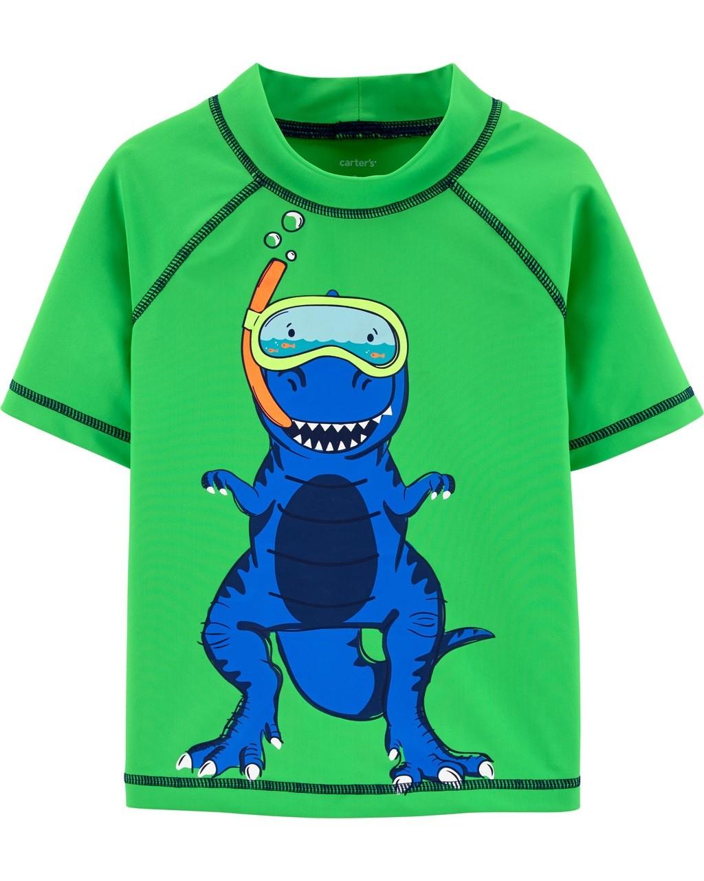 Camiseta Praia Dino