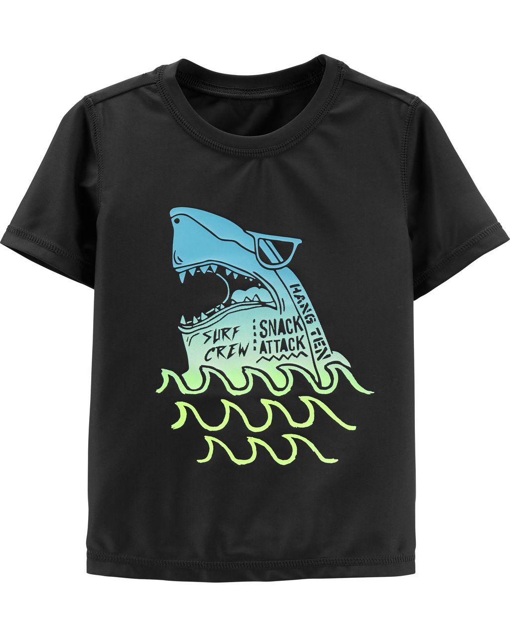 Camiseta Praia Oshkosh Surf Crew