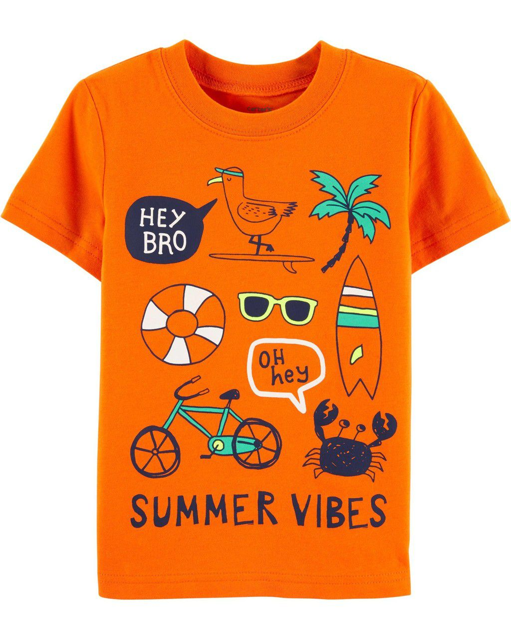Camiseta Summer Vibes Carters