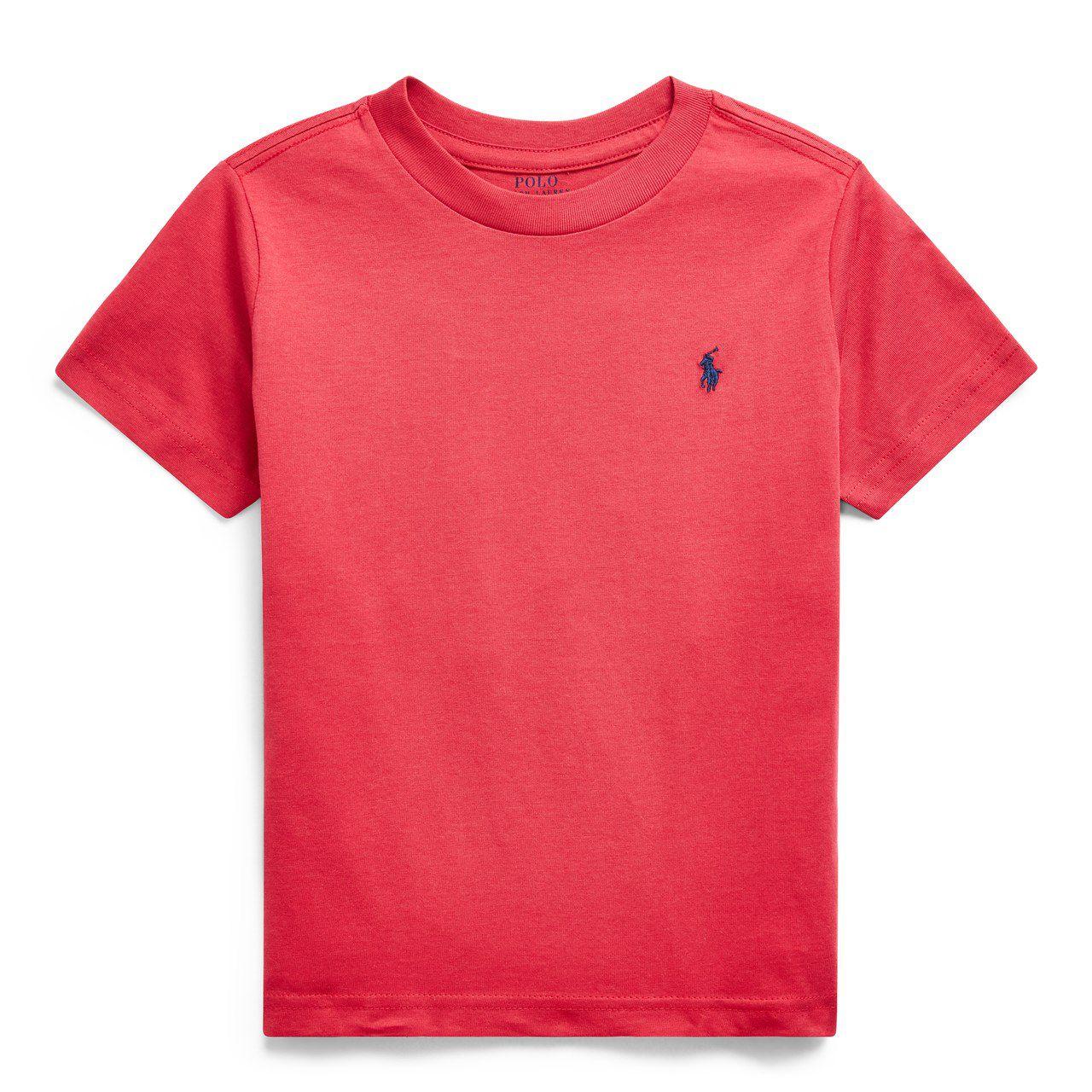 Camiseta Vermelha Ralph Lauren