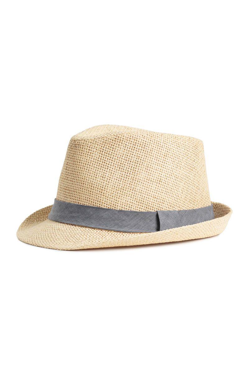 Chapéu de Palha H&M