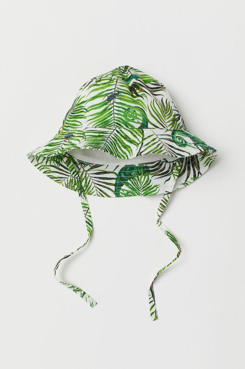Chapéu de Sol Estampado H&M