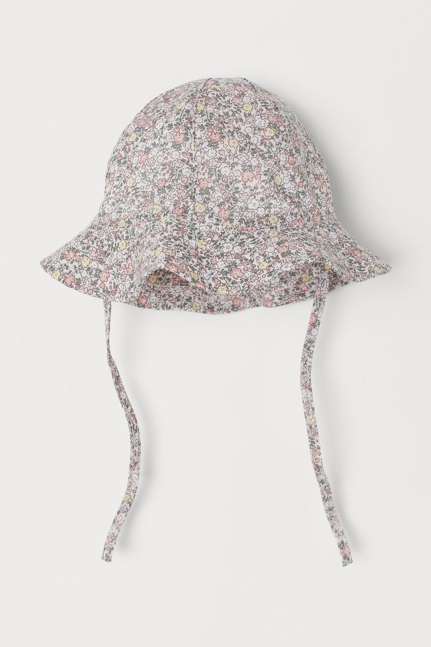 Chapéu de Sol Floral H&M