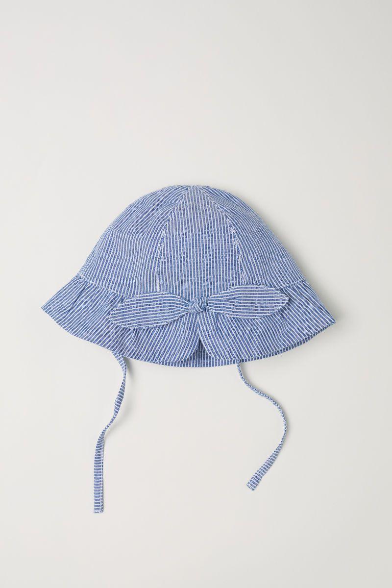 Chapéu de Sol Listrado H&M