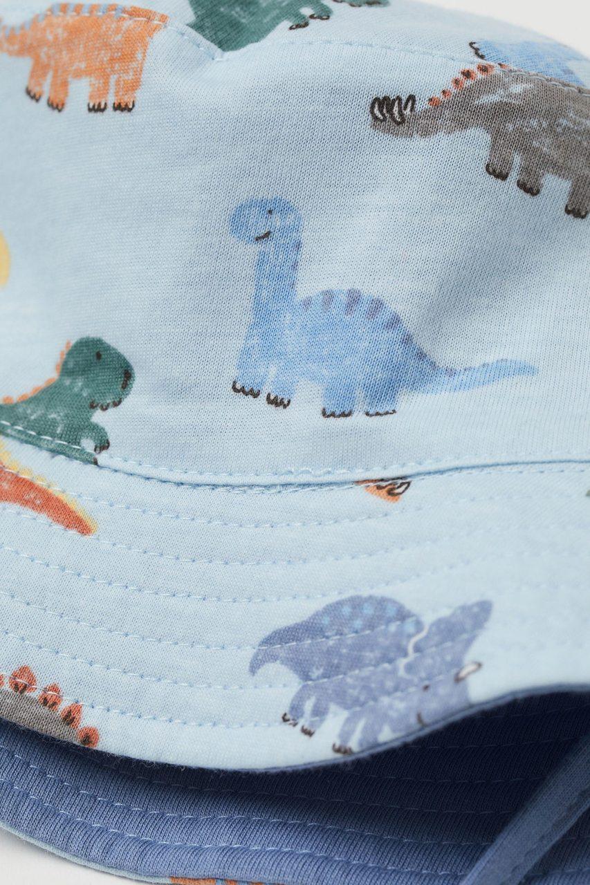 Chapéu de Sol Reversível Dinossauros H&M