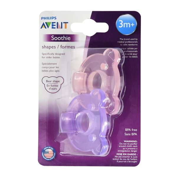 Chupeta Philips Avent Soothie 3+
