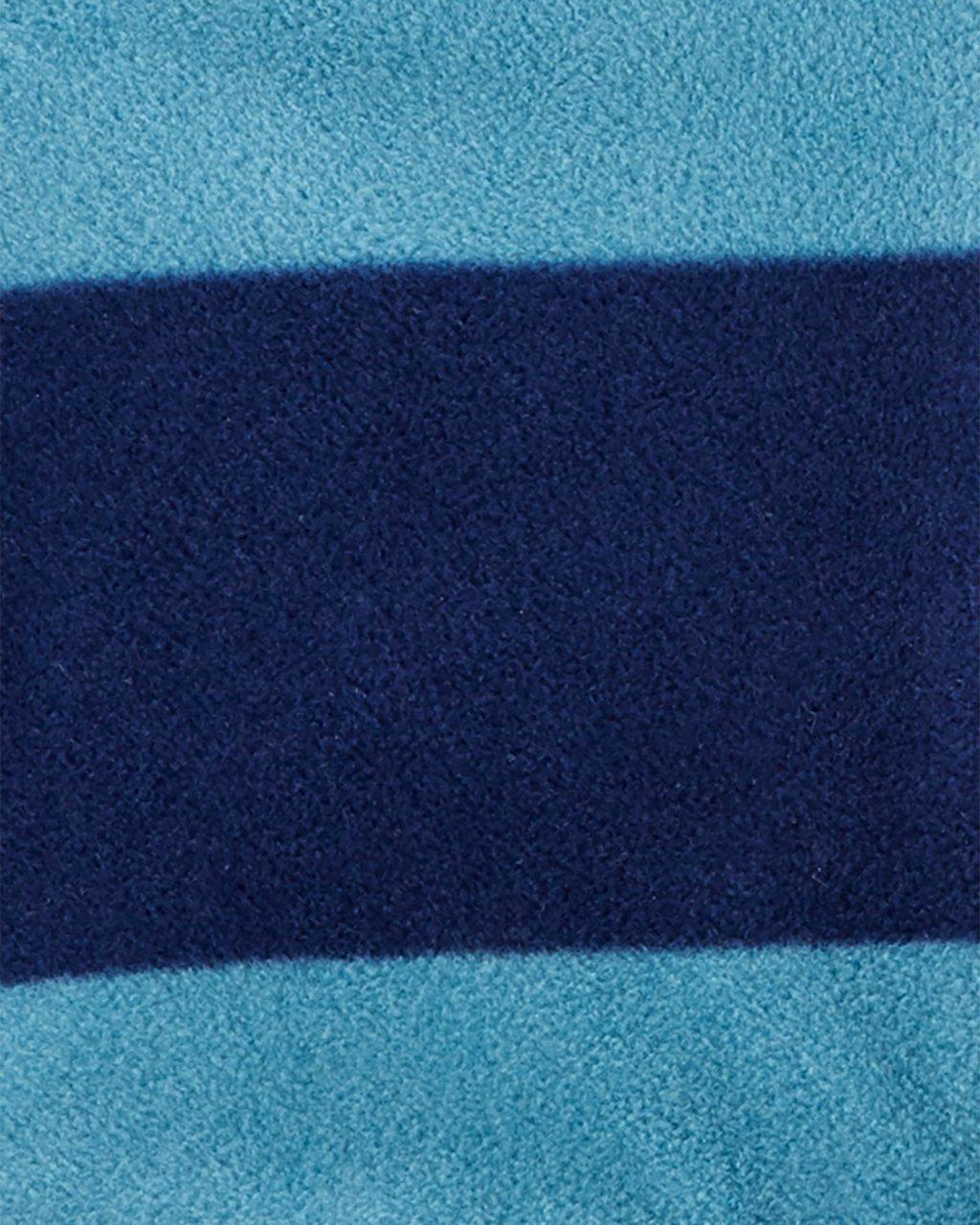 Conjunto Colete Azul fleece Carter`s