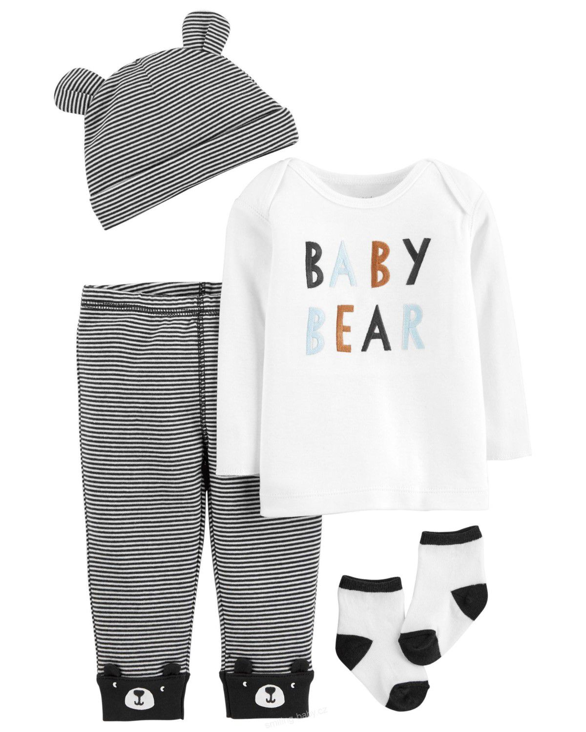 Conjunto Carter's Baby Urso Take me Home