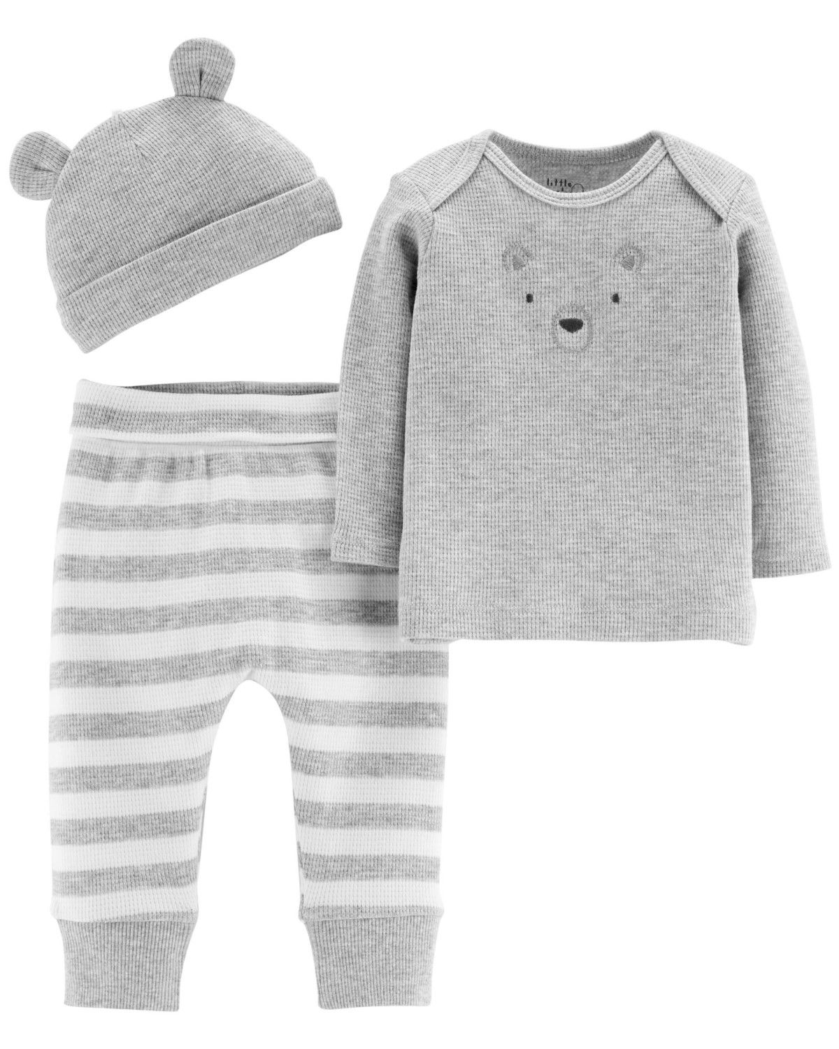 Conjunto Carter's Organic Take-Me-Home