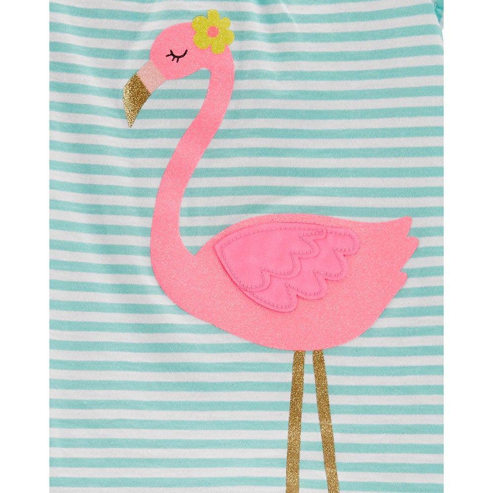 Conjunto Flamingo Carters