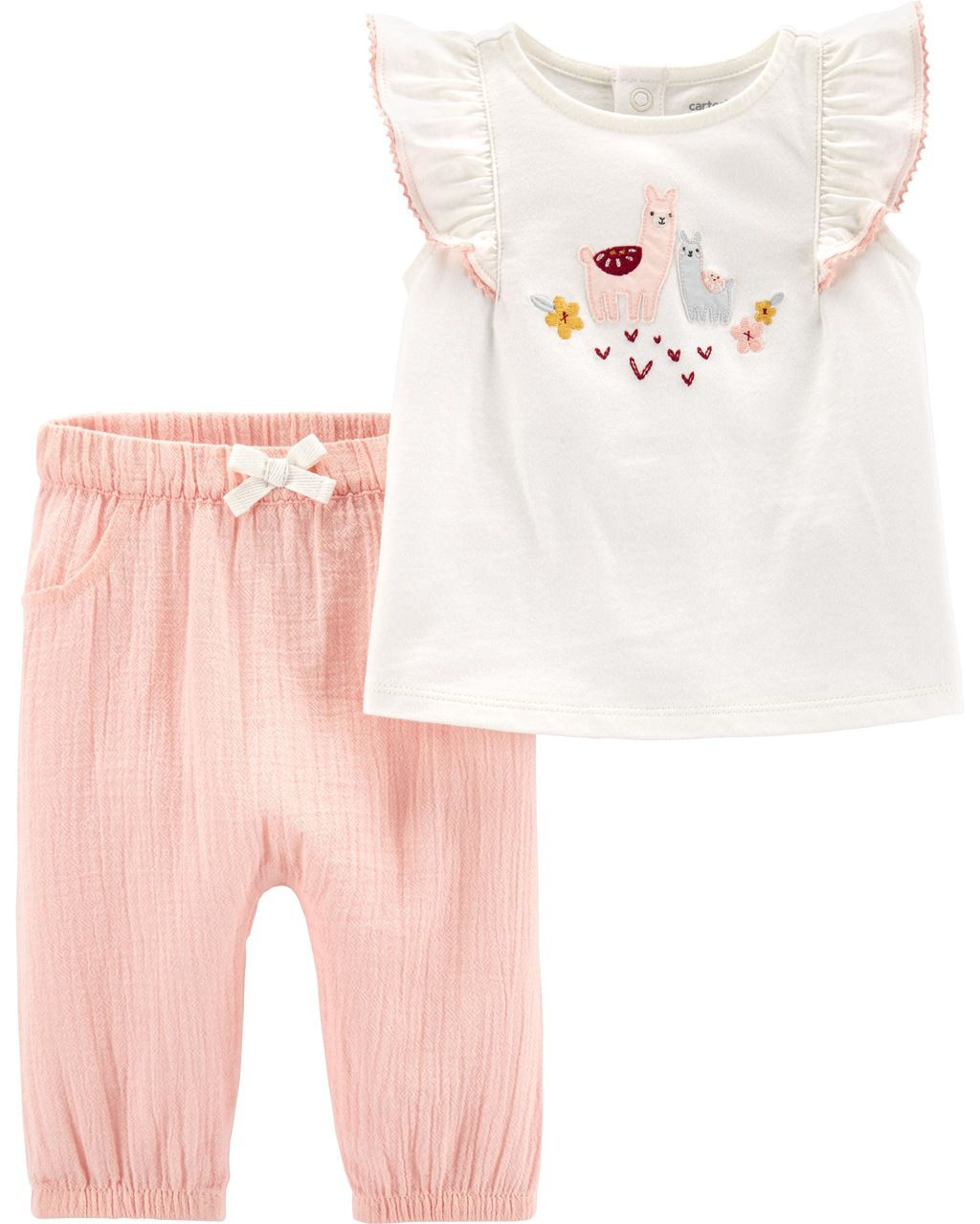 Conjunto Lhama Carters