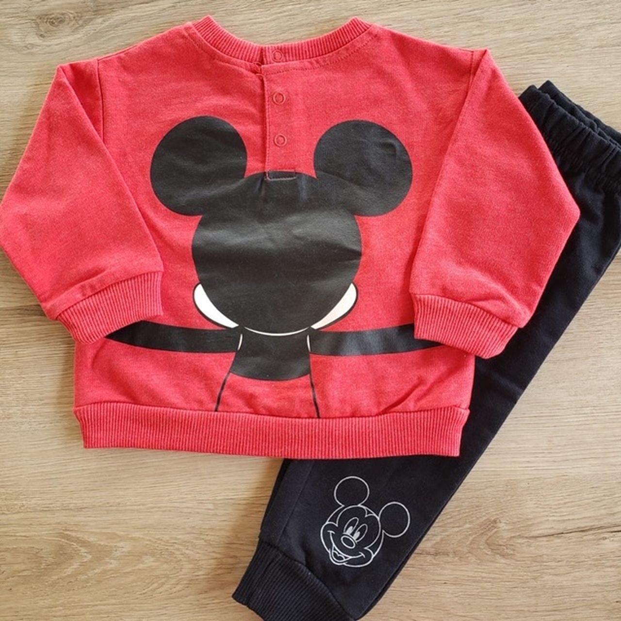 Conjunto Mickey Mouse Disney baby