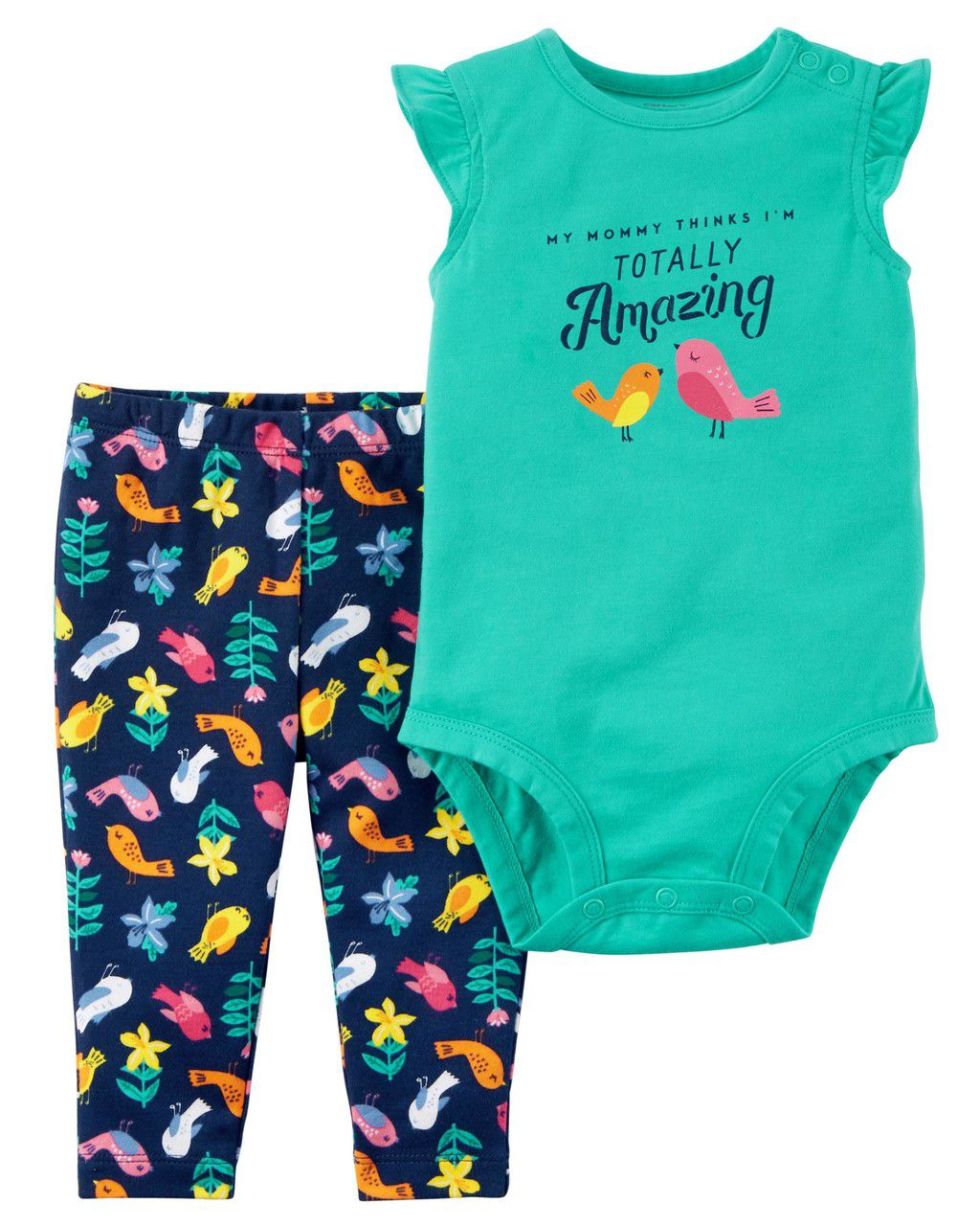 Conjunto Totally Amazing Carters