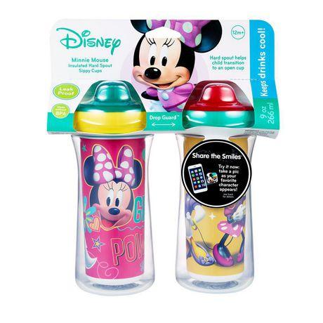 kit 2 Copos Minnie Mouse - Loja Disney