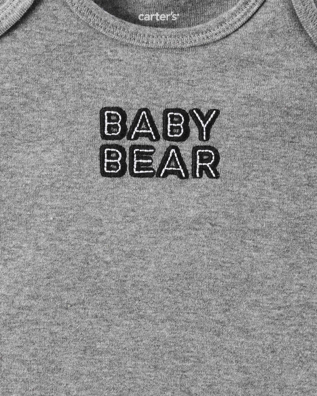 Kit Body Baby Bear Carter's