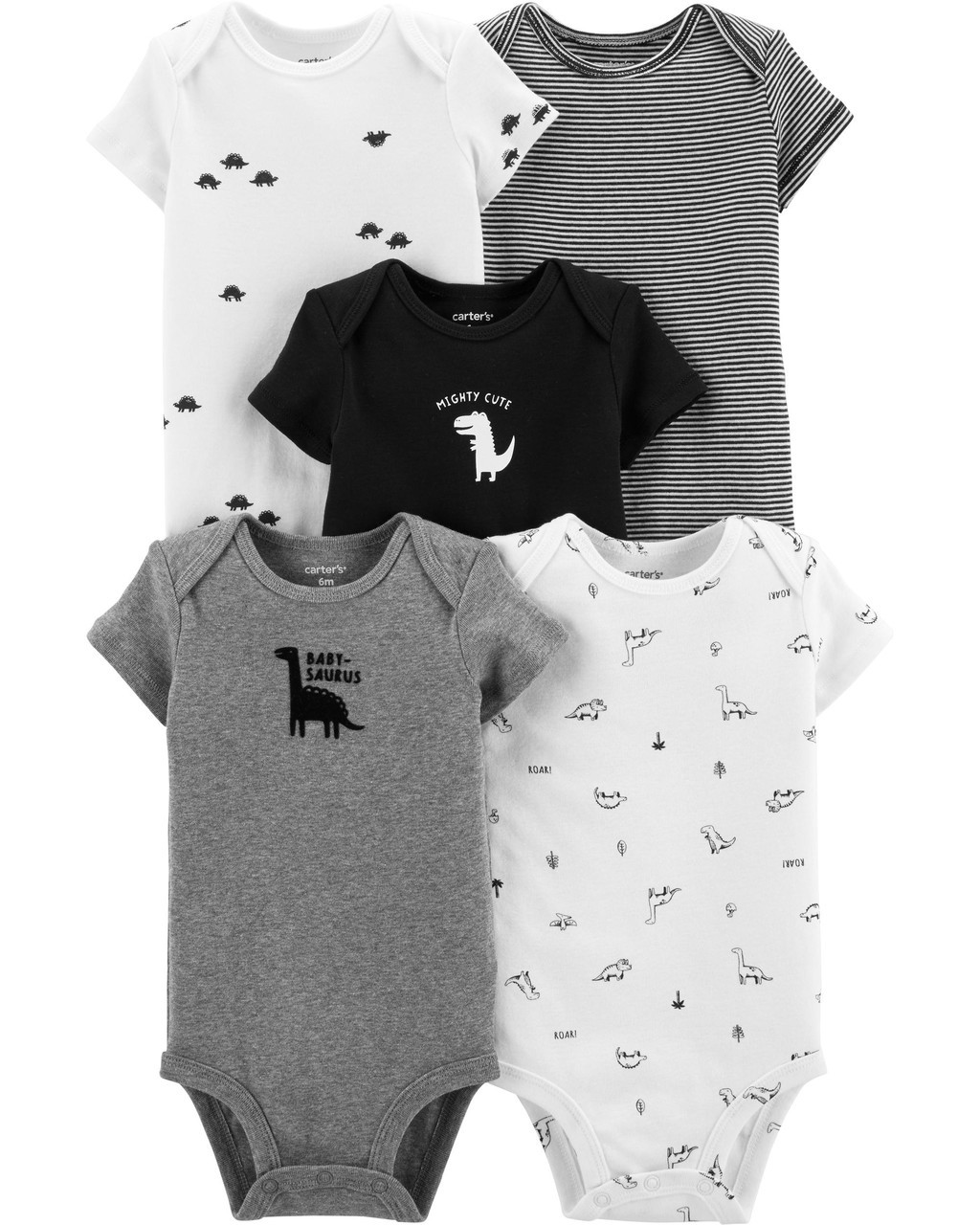 Kit Body Baby Saurus Carter's