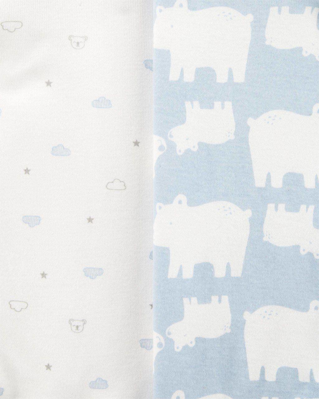 kit body com 6 Urso Polar
