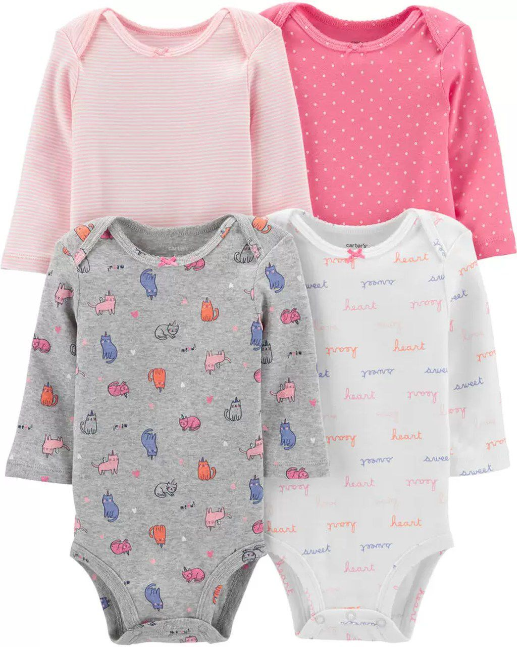 Kit body Gatos Carters