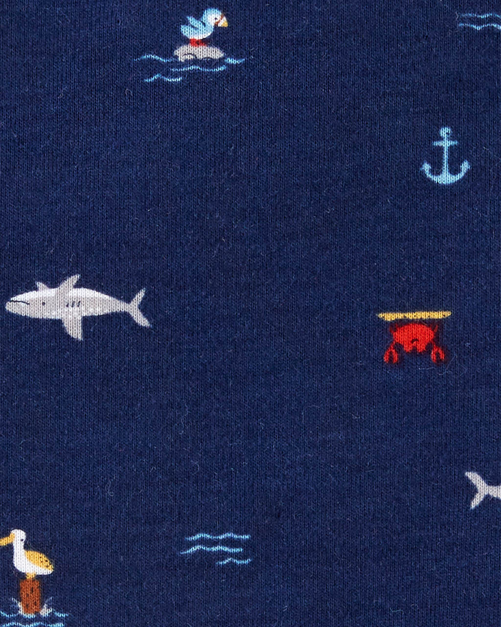 Kit Body Regata Tubarão Carter's