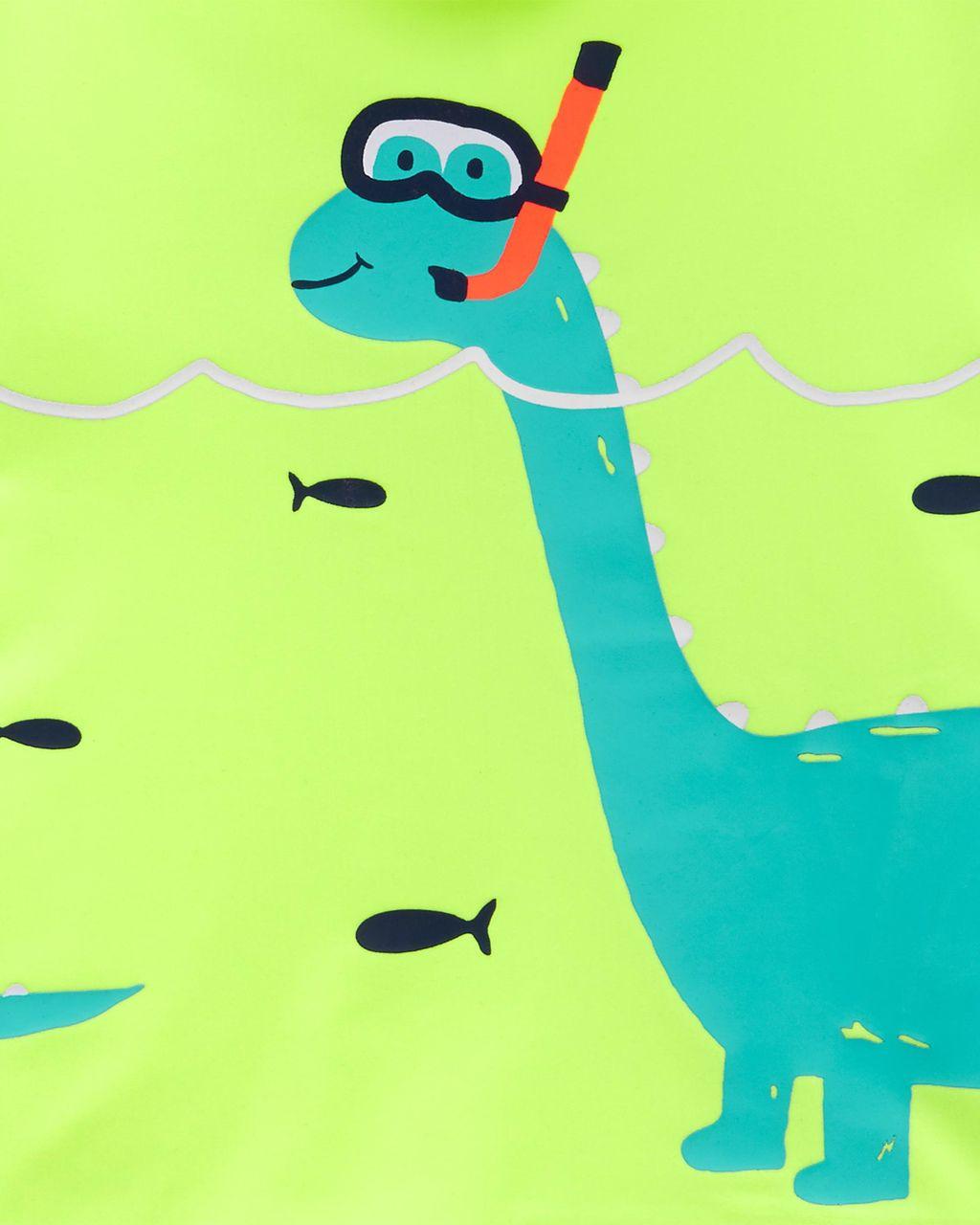 Kit Praia Carter's Scuba Dino