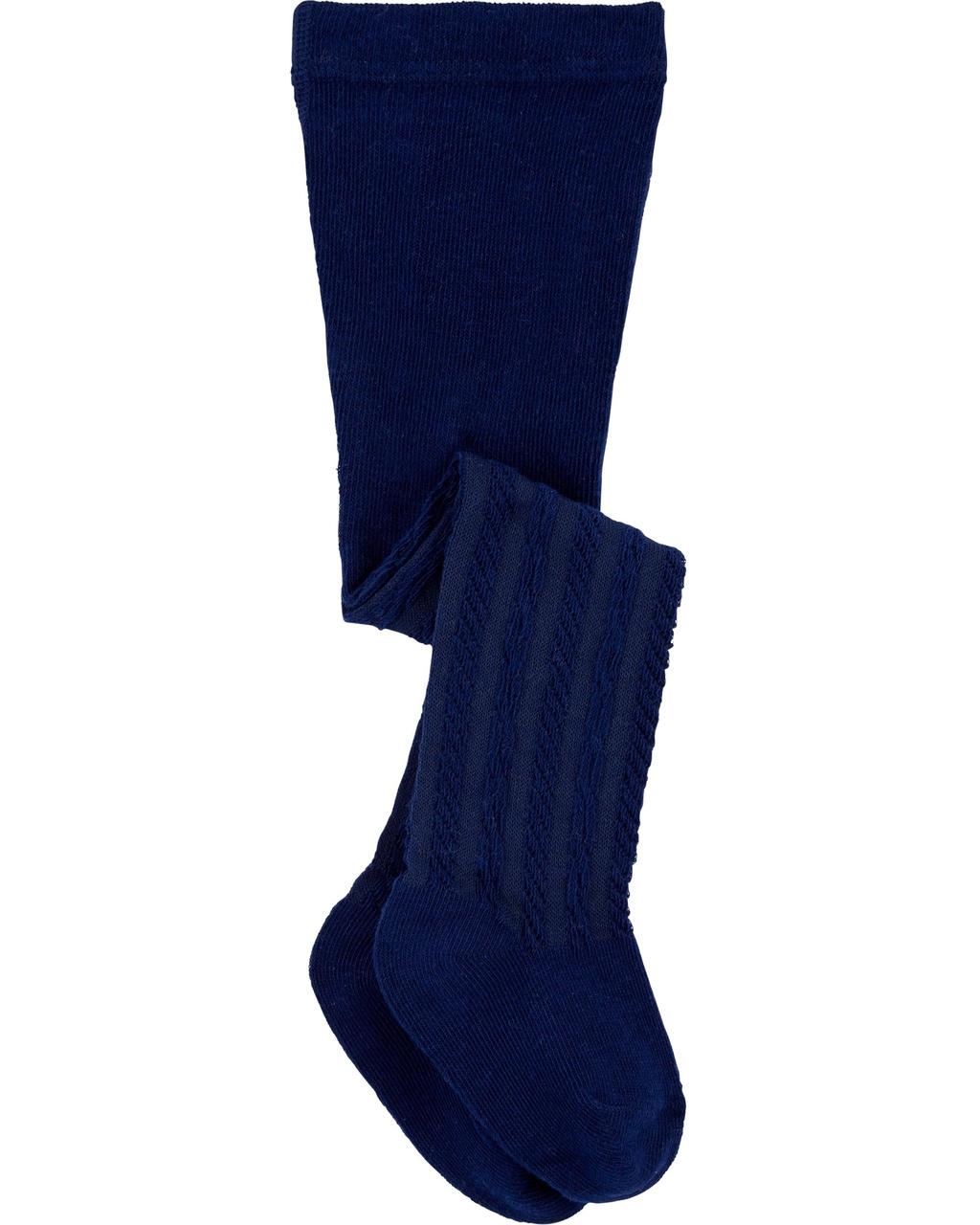 Meia Calça Azul Carter`s