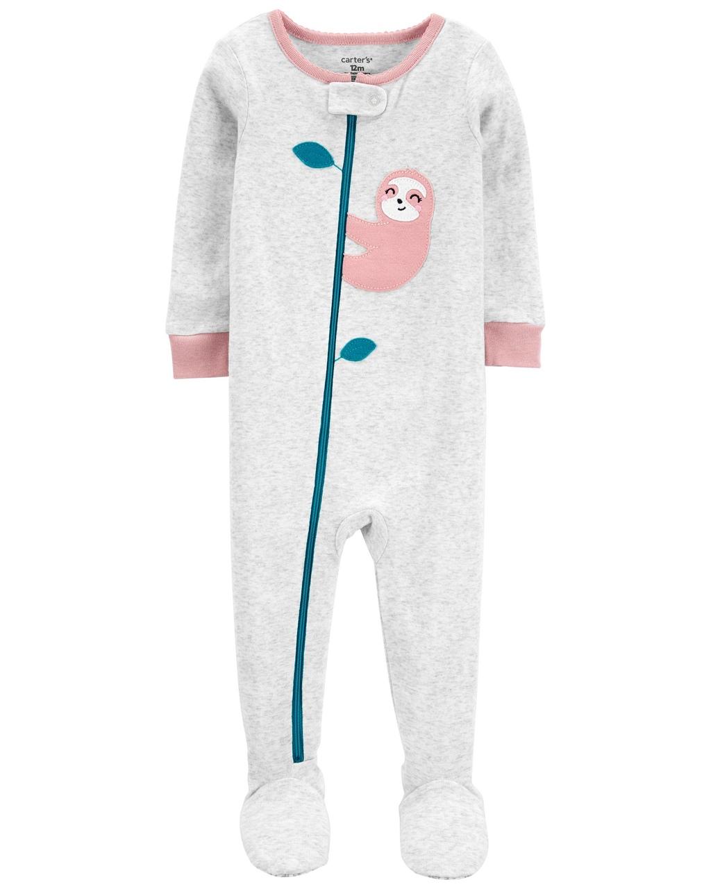 Pijama Bicho Preguiça Carter's