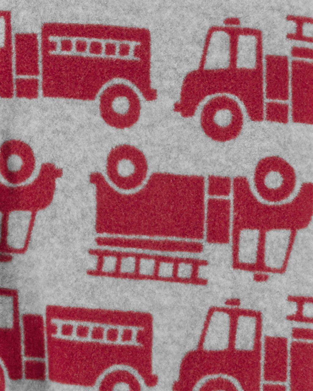 Pijama Bombeiros fleece