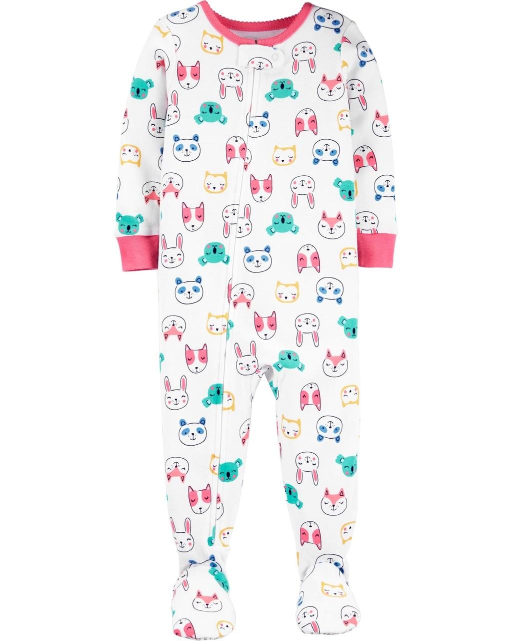Pijama Carinha Bichos