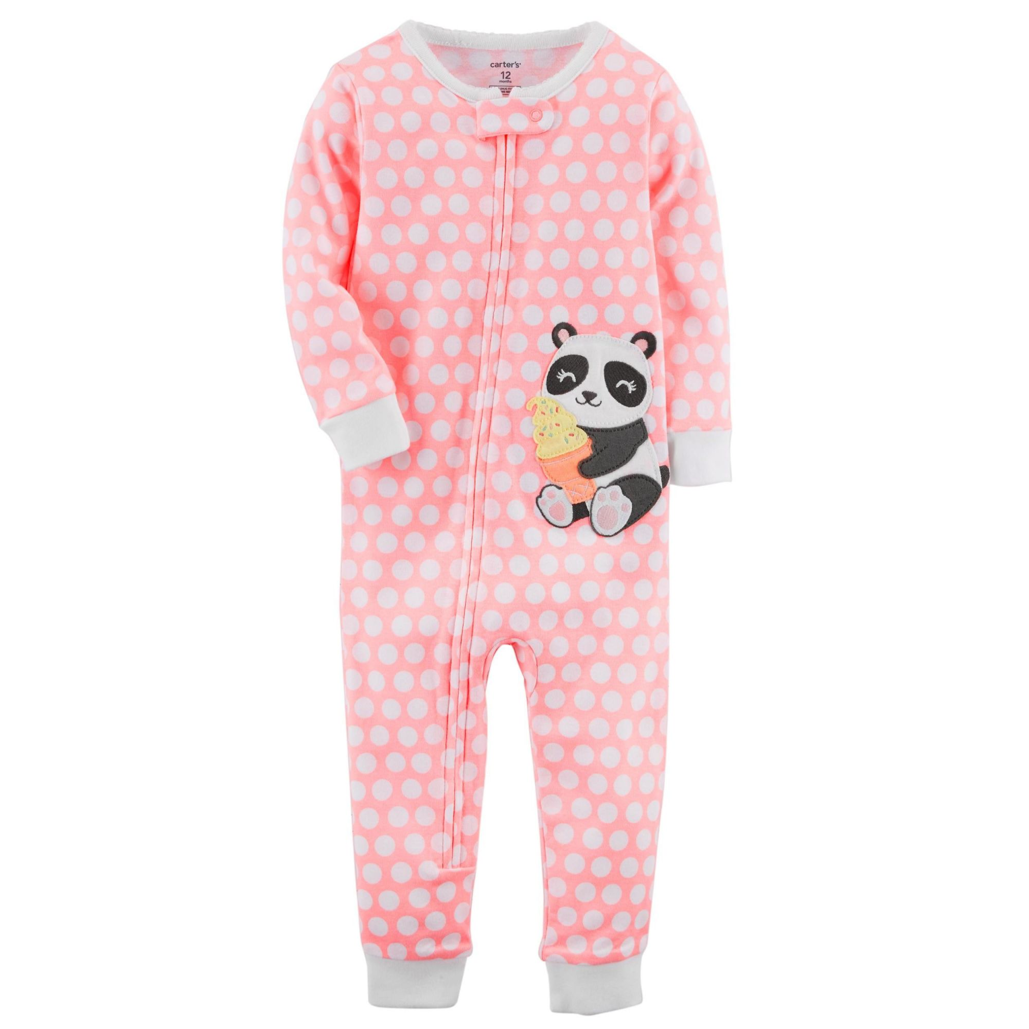 Pijama Carter's Doce Panda