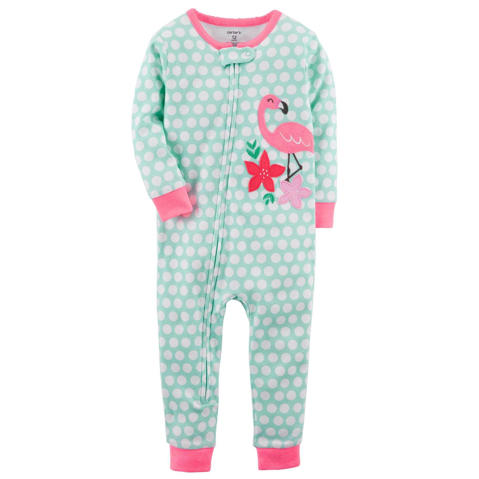 Pijama Carter's Flamingo
