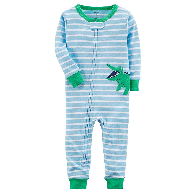 Pijama Carter's Jacaré