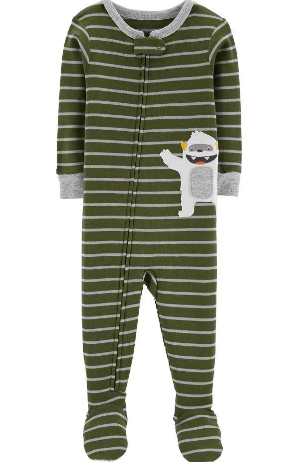 Pijama Carters Monstrinho
