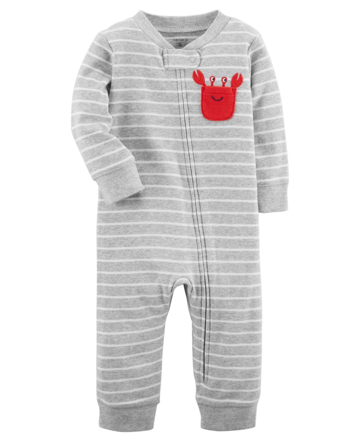 Pijama Carters Sirizinho