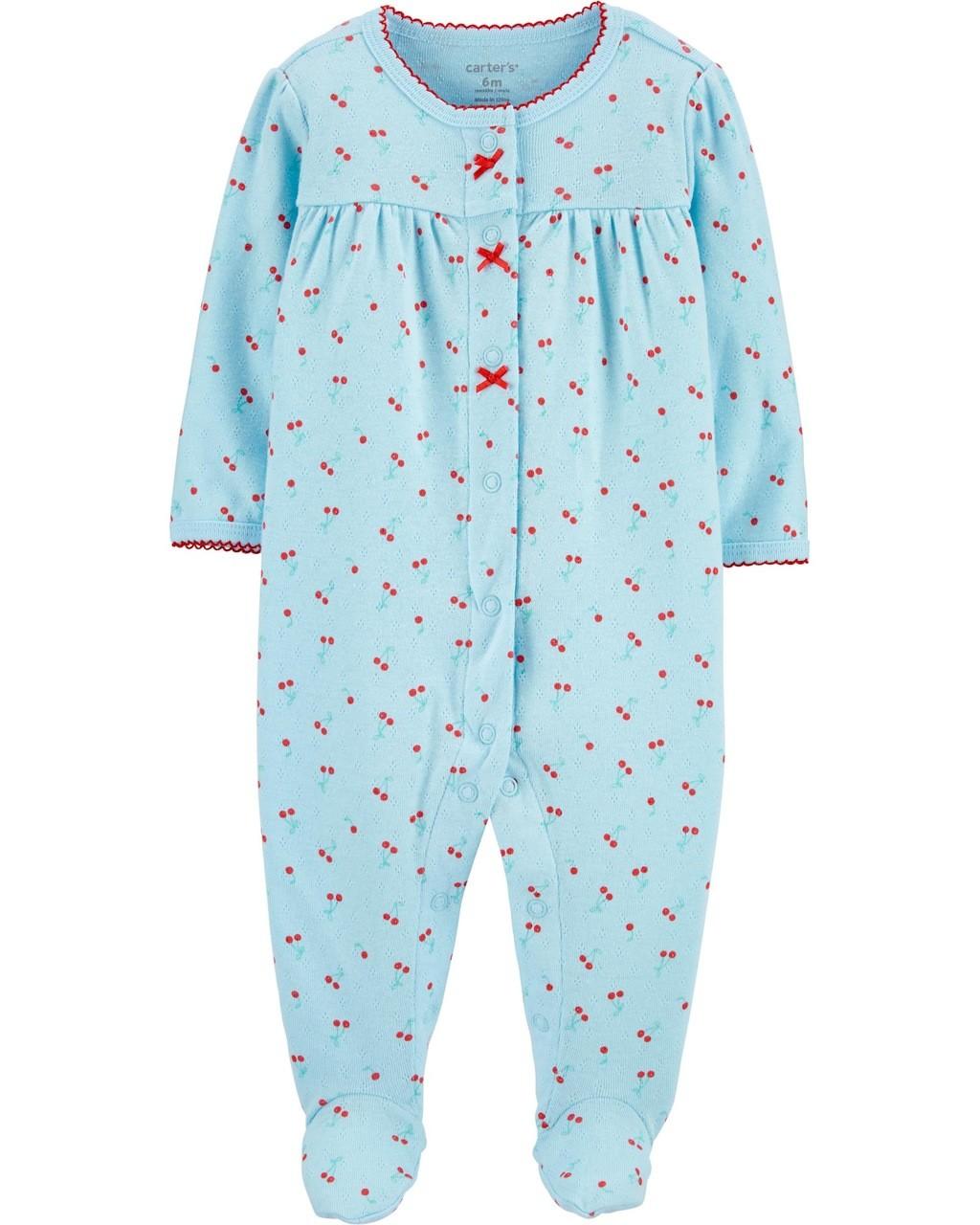 Pijama Cerejinhas