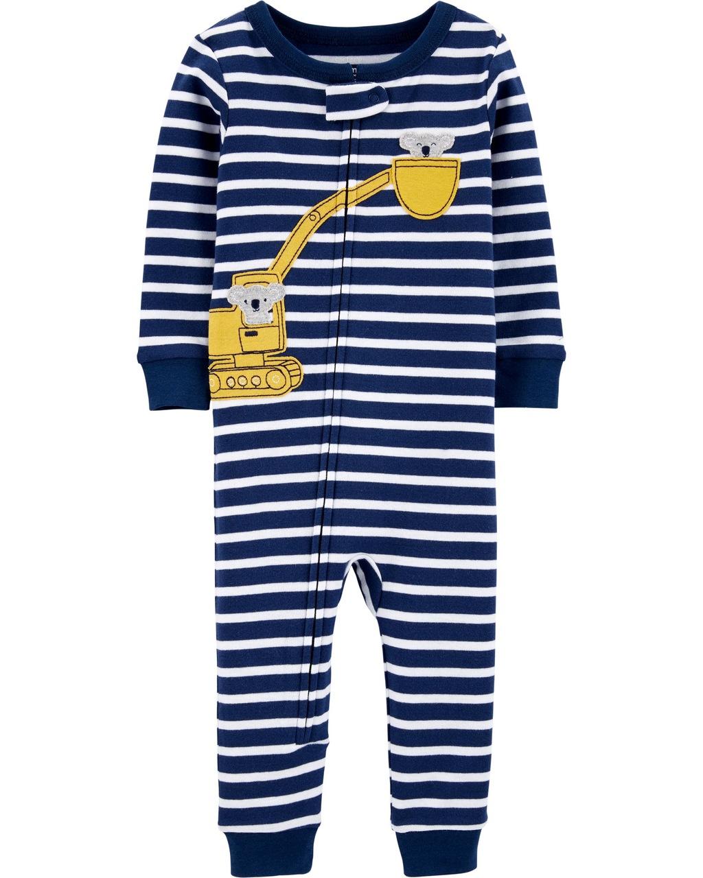 Pijama Coala Construção