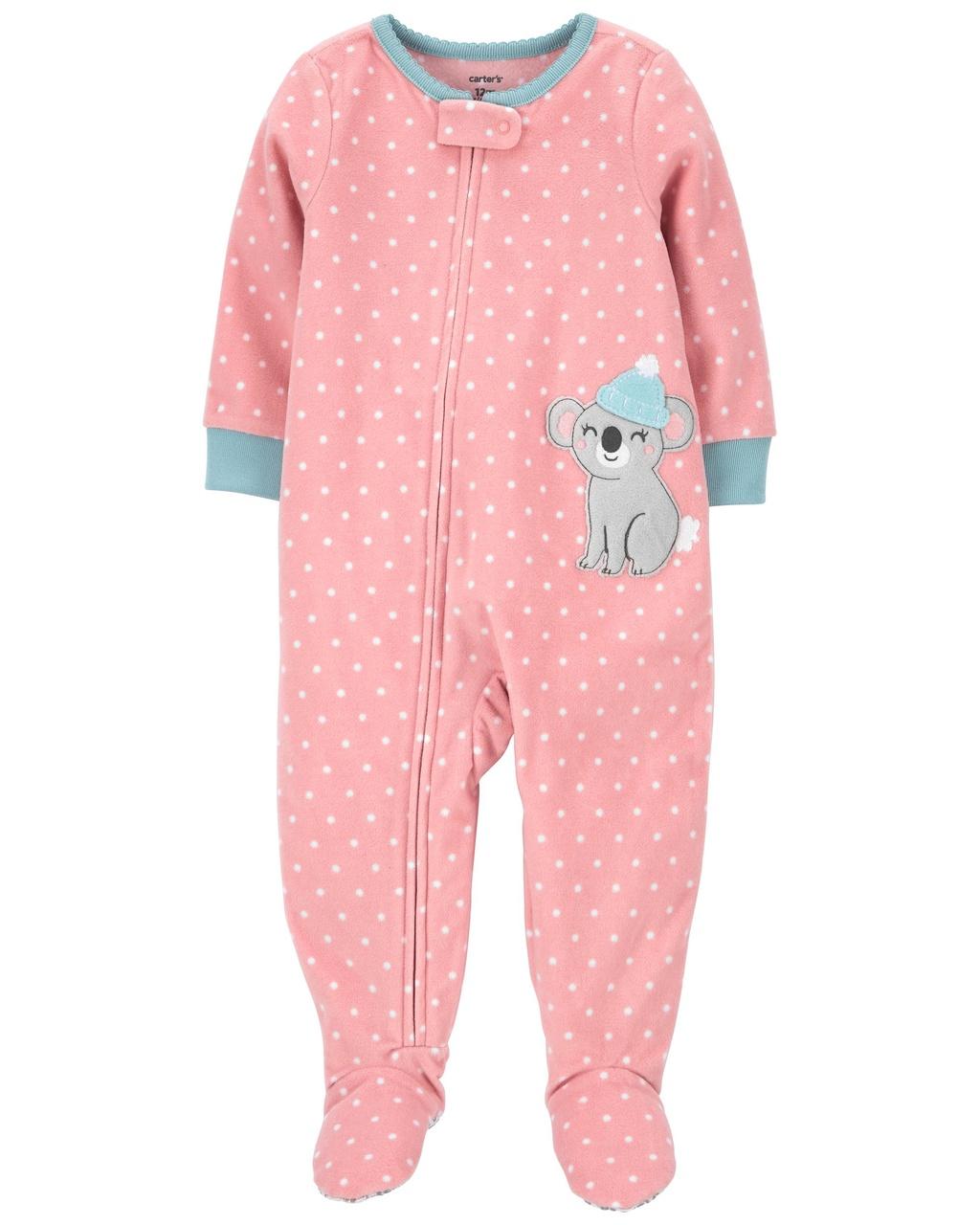 Pijama Coala Fleece