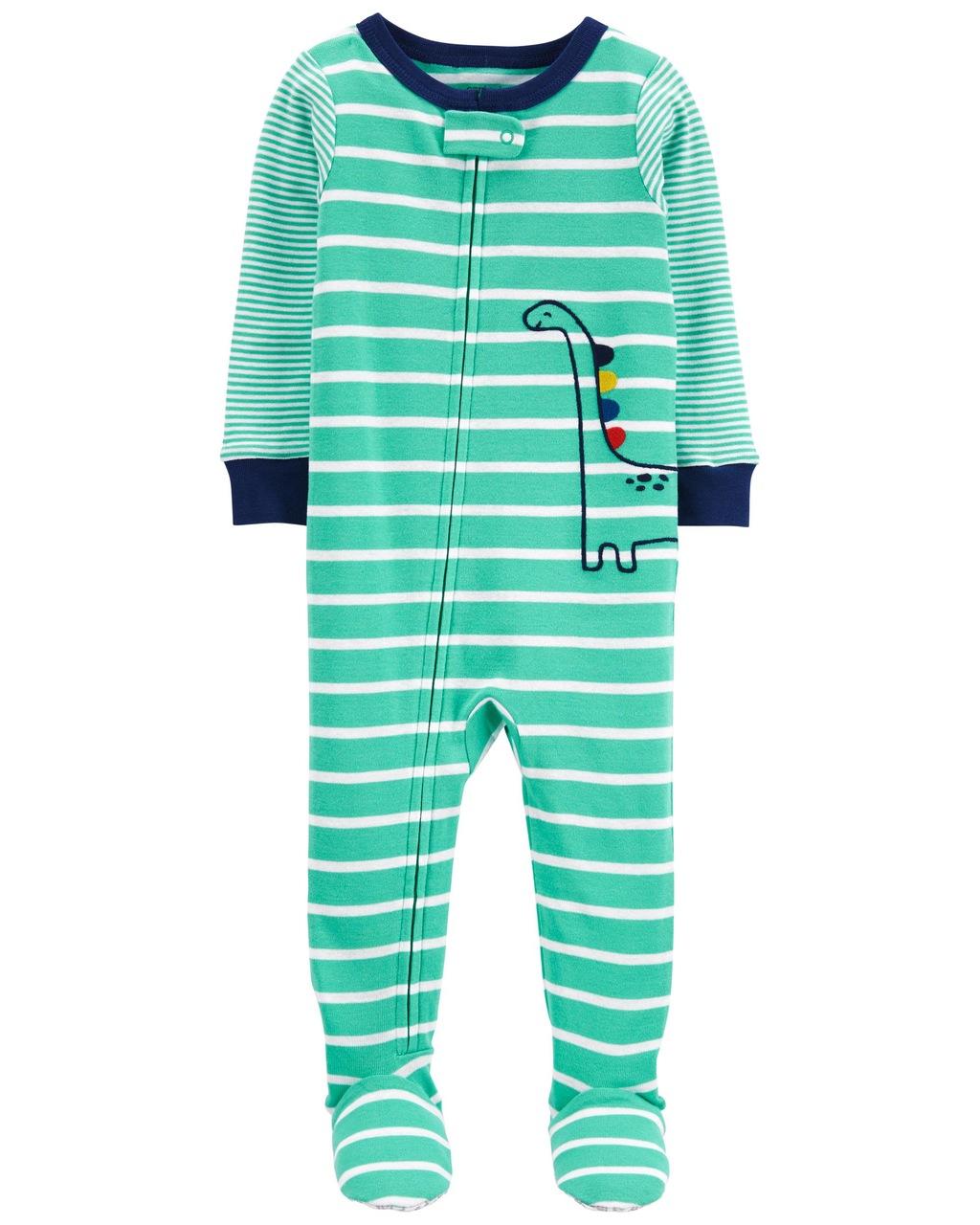 Pijama Dino Algodão Carter`s
