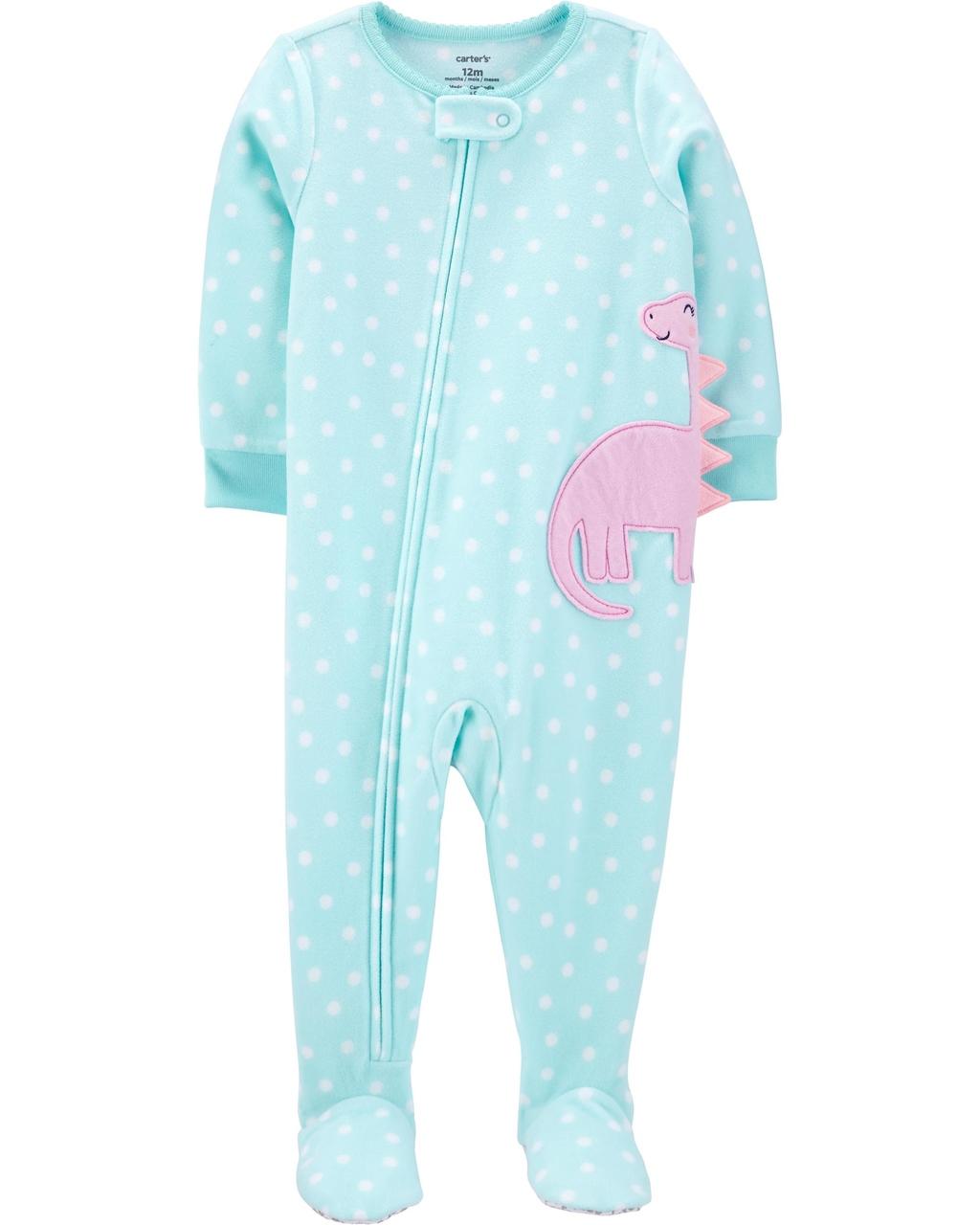 Pijama Dino Fleece Carter's