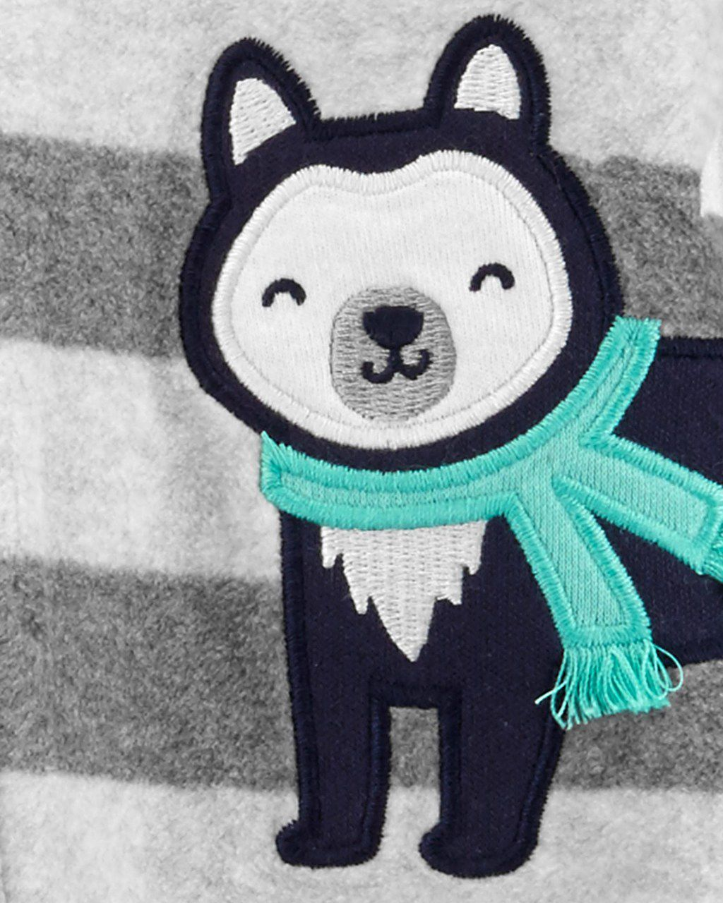 Pijama / Macacão Carters Husky Fleece