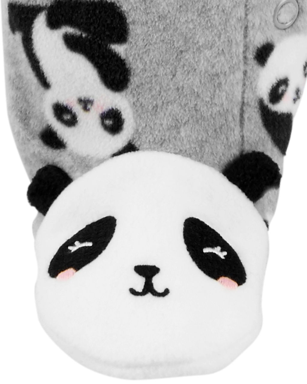 Pijama Panda Fleece Carter's