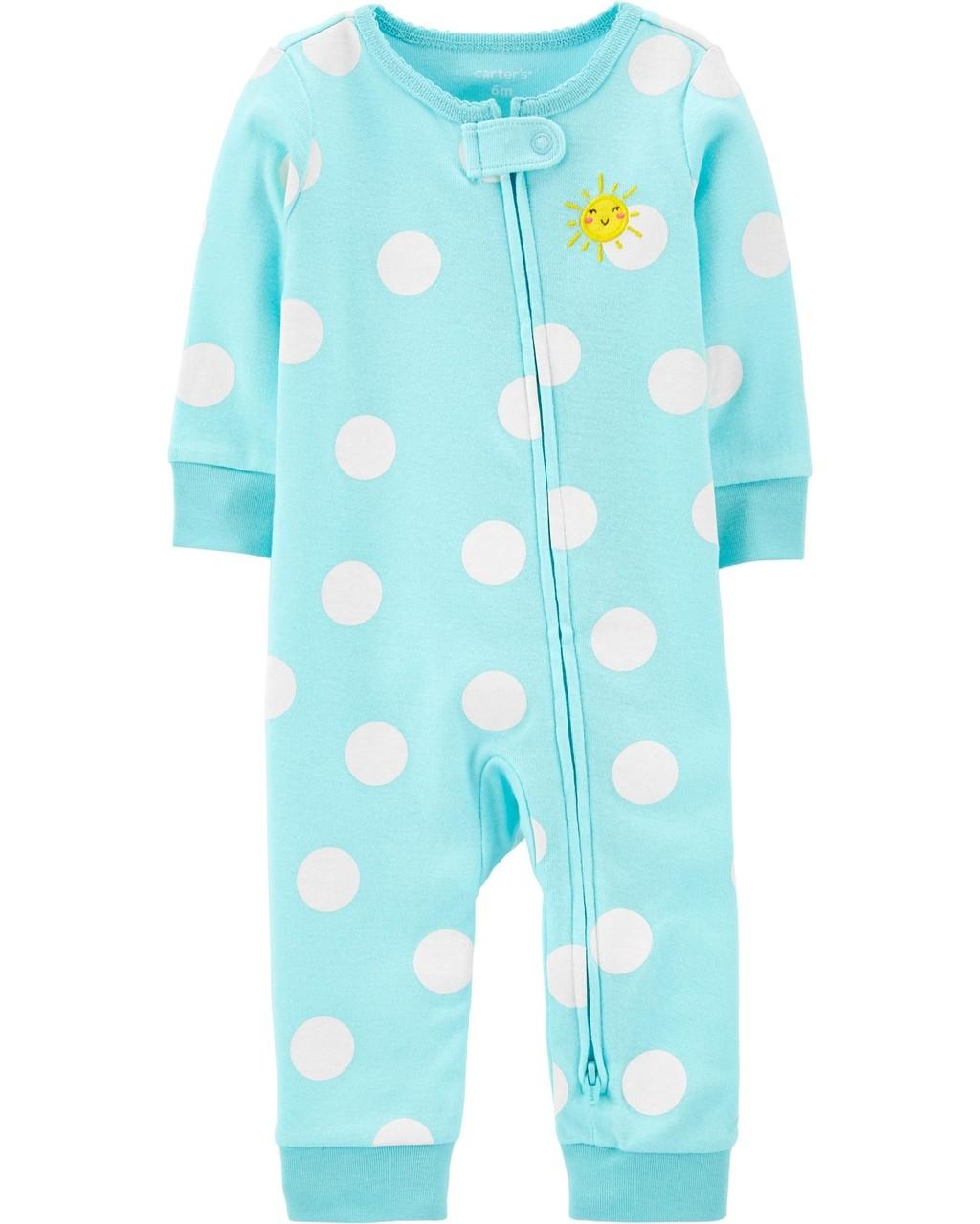 Pijama Sleep and Play Bolas Sol
