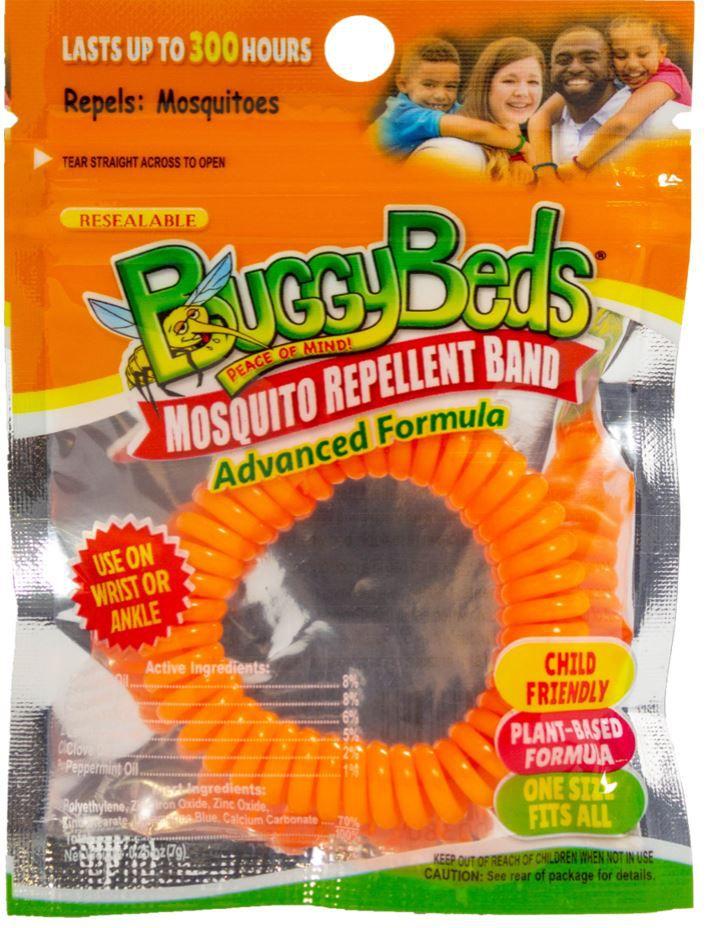 Pulseiras Repelente Buggy Beds