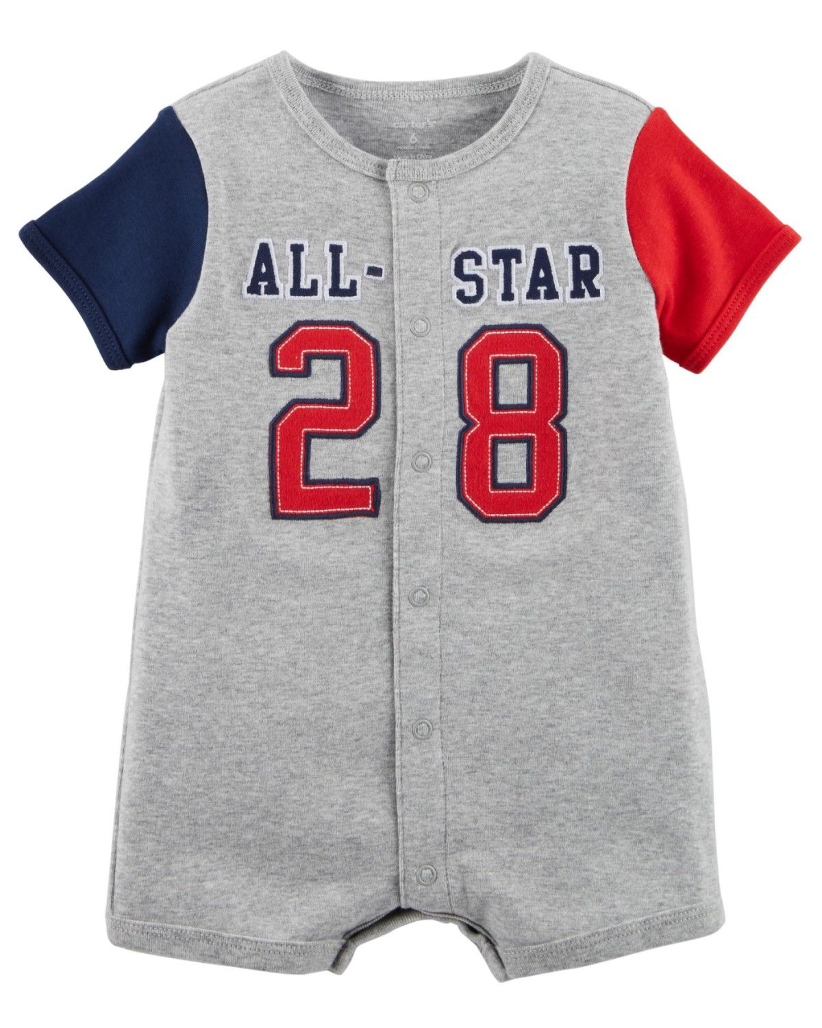 Romper Carters All Star
